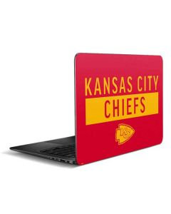 Kansas City Chiefs Red Performance Series Zenbook UX305FA 13.3in Skin