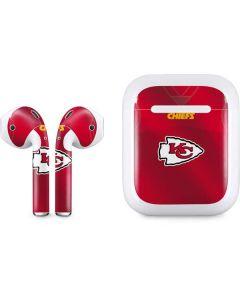 Kansas City Chiefs Team Jersey Apple AirPods Skin