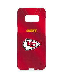 Kansas City Chiefs Team Jersey Galaxy S8 Plus Lite Case