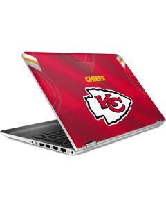 Kansas City Chiefs Team Jersey HP Pavilion Skin