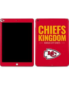 Kansas City Chiefs Team Motto Apple iPad Skin