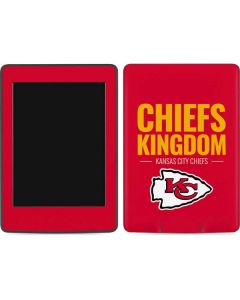 Kansas City Chiefs Team Motto Amazon Kindle Skin