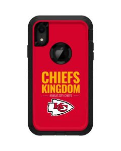 Kansas City Chiefs Team Motto Otterbox Defender iPhone Skin