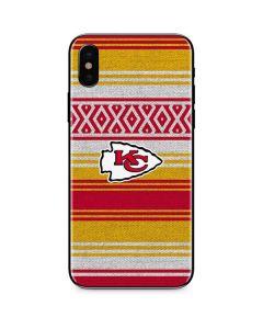 Kansas City Chiefs Trailblazer iPhone XS Max Skin