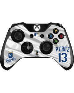 Kansas City Royals Perez #13 Xbox One Controller Skin