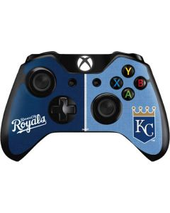 Kansas City Royals Split Xbox One Controller Skin