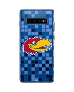 Kansas Jayhawks Digi Galaxy S10 Plus Skin