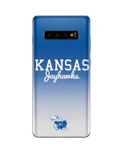 Kansas Jayhawks Galaxy S10 Plus Skin