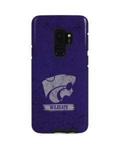 Kansas State Wildcats Distressed Galaxy S9 Plus Pro Case