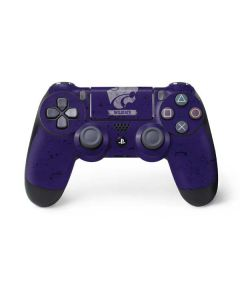 Kansas State Wildcats Distressed PS4 Controller Skin