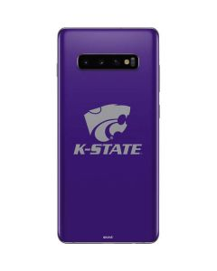 Kansas State Wildcats Galaxy S10 Plus Skin