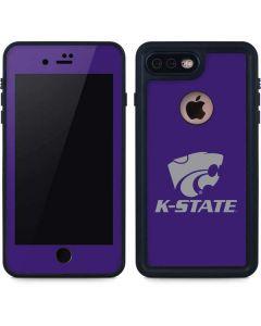 Kansas State Wildcats iPhone 7 Plus Waterproof Case