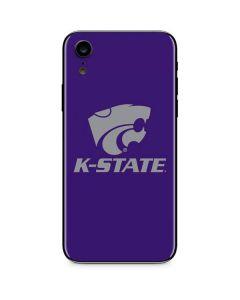 Kansas State Wildcats iPhone XR Skin