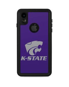 Kansas State Wildcats iPhone XR Waterproof Case