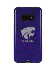 Kansas State Wildcats Pattern Galaxy S10e Pro Case