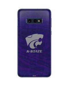 Kansas State Wildcats Pattern Galaxy S10e Skin