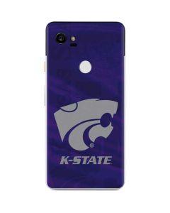 Kansas State Wildcats Pattern Google Pixel 2 XL Skin