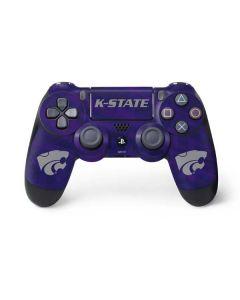 Kansas State Wildcats Pattern PS4 Controller Skin