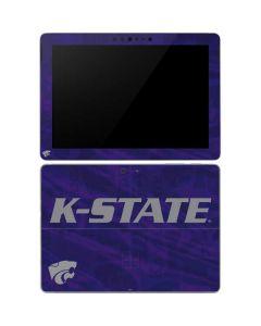 Kansas State Wildcats Pattern Surface Go Skin