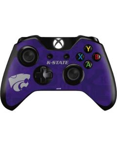 Kansas State Wildcats Pattern Xbox One Controller Skin