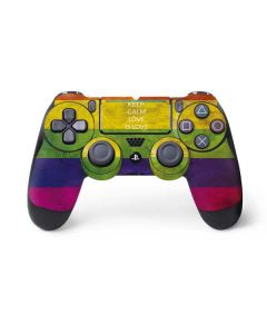 Keep Calm Love Is Love PS4 Pro/Slim Controller Skin