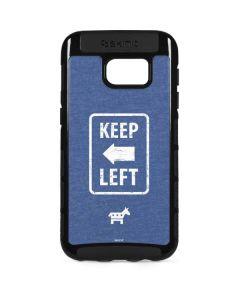 Keep Left Galaxy S7 Edge Cargo Case