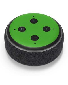 Kelly Green Amazon Echo Dot Skin
