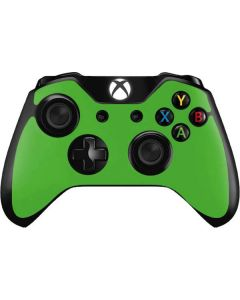 Kelly Green Xbox One Controller Skin