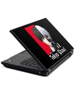 Ken Kaneki Black Split Lenovo T420 Skin