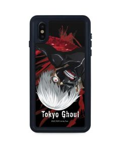 Ken Kaneki Falling iPhone XS Max Waterproof Case