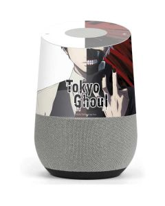 Ken Kaneki Split Google Home Skin