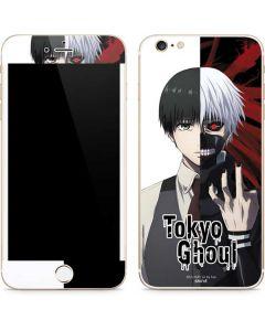 Ken Kaneki Split iPhone 6/6s Plus Skin