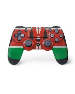 Kenya Flag Distressed PS4 Pro/Slim Controller Skin