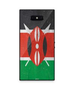 Kenya Flag Distressed Razer Phone 2 Skin