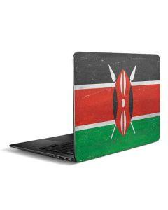 Kenya Flag Distressed Zenbook UX305FA 13.3in Skin