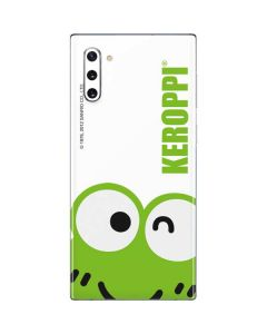 Keroppi Cropped Face Galaxy Note 10 Skin