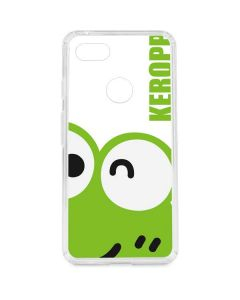 Keroppi Cropped Face Google Pixel 3 XL Clear Case