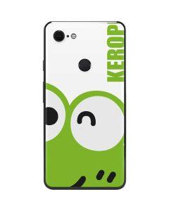 Keroppi Cropped Face Google Pixel 3 XL Skin