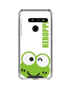 Keroppi Cropped Face LG G8 ThinQ Clear Case