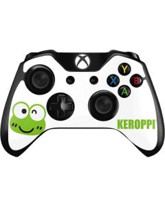Keroppi Cropped Face Xbox One Controller Skin