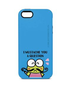 Keroppi I Mustache You A Question iPhone 5/5s/SE Pro Case