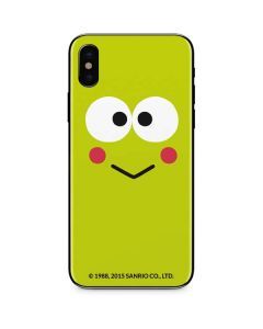 Keroppi iPhone X Skin