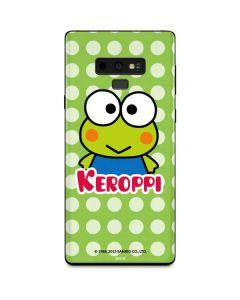 Keroppi Logo Galaxy Note 9 Skin