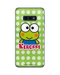 Keroppi Logo Galaxy S10e Skin
