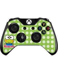 Keroppi Logo Xbox One Controller Skin