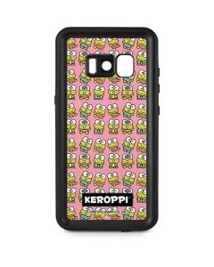 Keroppi Multiple Galaxy S8 Plus Waterproof Case
