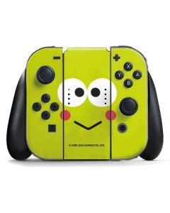 Keroppi Nintendo Switch Joy Con Controller Skin