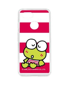 Keroppi Sleepy Google Pixel 3 Clear Case