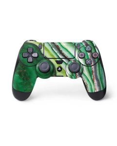 Kiwi Watercolor Geode PS4 Controller Skin