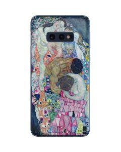 Klimt - Death and Life Galaxy S10e Skin
